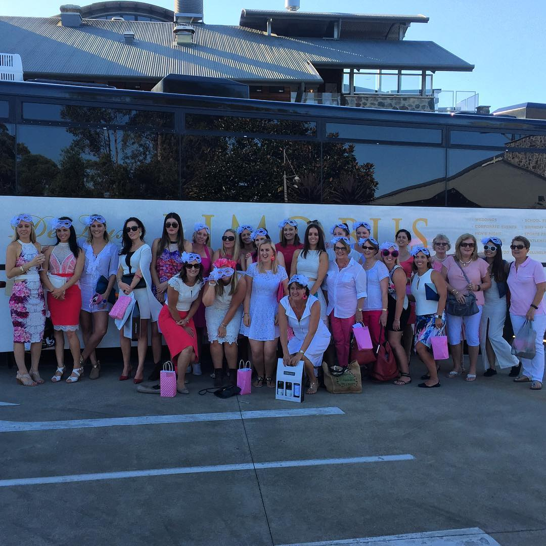 Hens Party Package 2 | De Luxe Limo Bus
